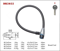 DR5055 Cable lock